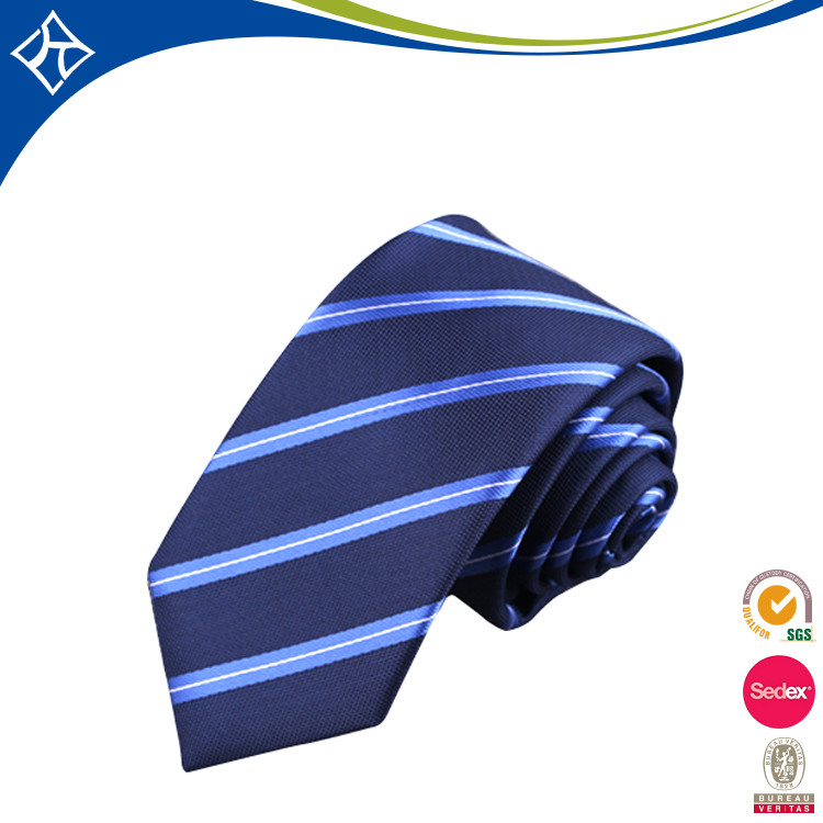 china custom made business print man 100% silk skinny neck tie with logo
