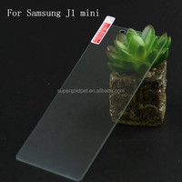 0.33mm 2.5D mobile phone accessory for samsung J1 mini screen guard glass