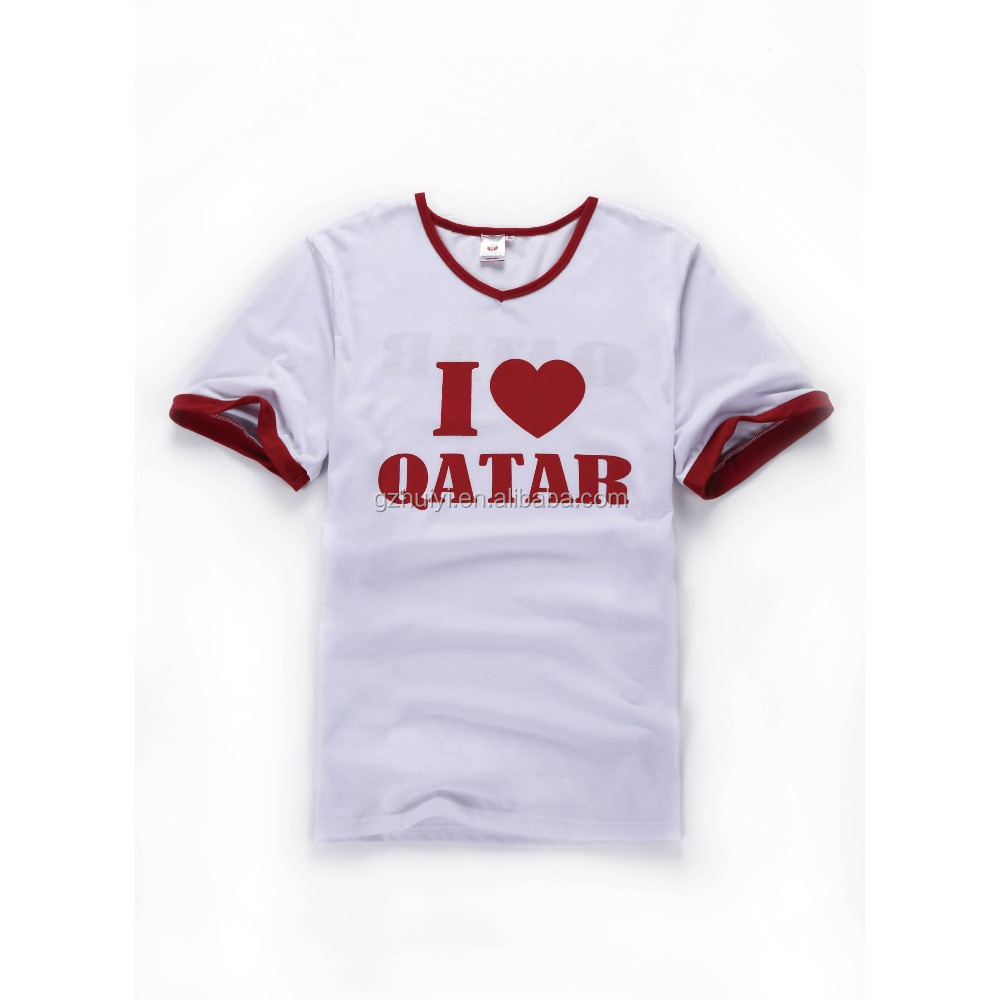 List manufacturers of t shirts qatar buy t shirts qatar for Cheapest place to buy custom t shirts