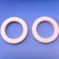 mechanical 99% Alumina Ceramic Sealing Ring