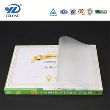 Anti-static pouch laminating film with best quality and low price