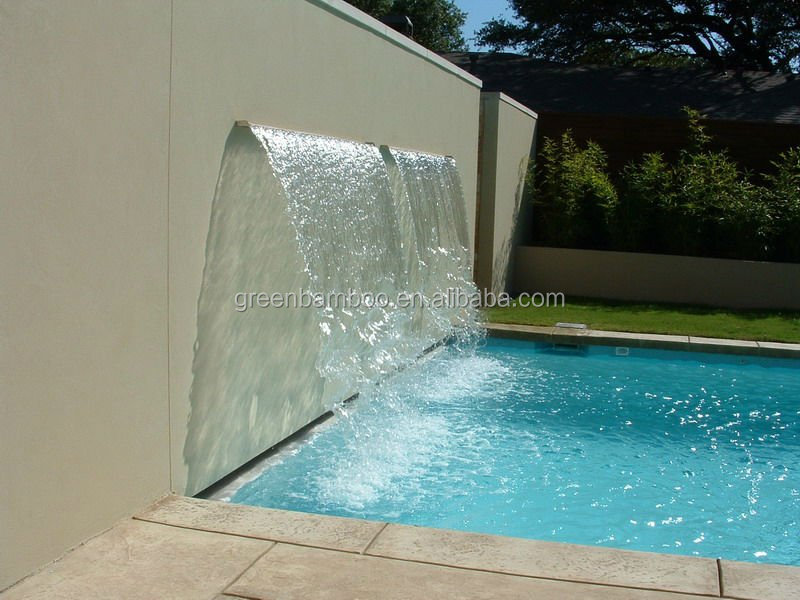 Small Garden Waterfalls Swimming Pool Stainless Steel Faucet Waterfall Buy Modern Style Water