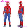 Alibaba hot sale halloween cosplay superhero mascot costume for kids