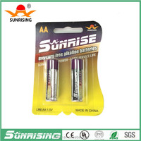 Excel alkaline aa battery lr6 size primary battery no.5 battery