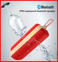 2015 bests selling pill shaped bluetooth connecting supper bass portable speaker