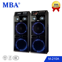 "Dual 10"" Creative wireless subwoofer speaker box"
