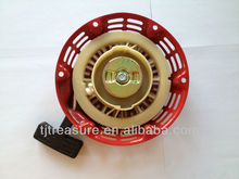 2014 hot motorcycle Gasoline generator spare parts & Accessories Recoil Starter Hand plateGX160