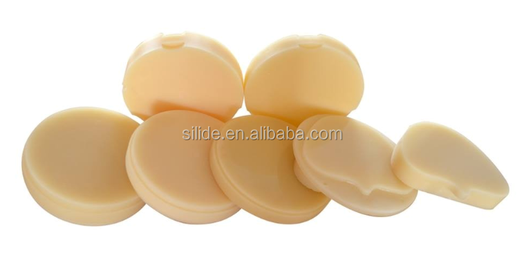 Dental PMMA Blocks/ Disk For Temperary Crown