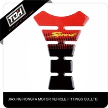 motorcycle parts jiaxing tdh adhesive fishbone tank protectors for racing bike