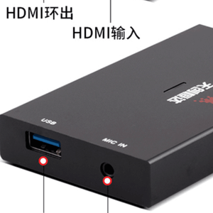 China supplier video conference free driver 4K hdmi output video recorder