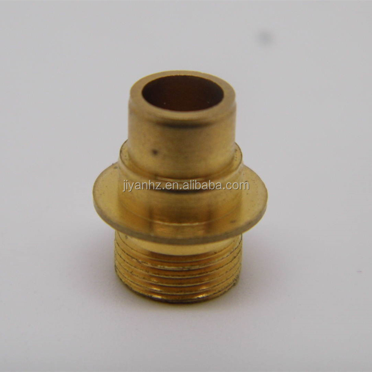 electronic cigarette parts bushing brass pipe fitting nut rivet insert