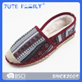 Lady beautiful folding flat shoes