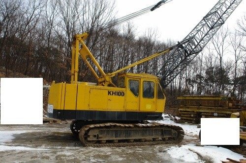 Used Crawler crane for sale