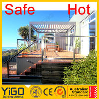 balcony tension wire railing or cable wire fence