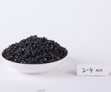 Low sulfur content anthracite coal graphite recarburizer for steel and iron plant