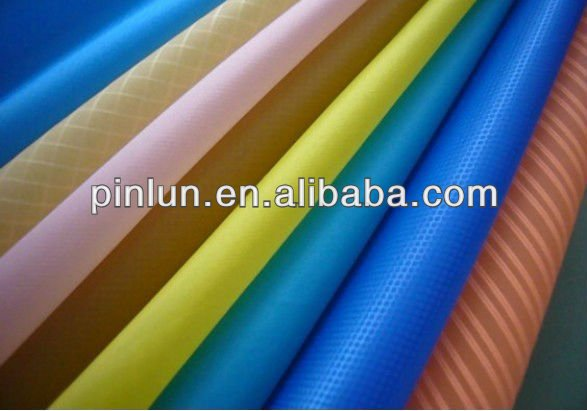 100% nylon fabric with PU coated for tent bag ect outdoor product