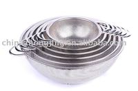 stainless steel plate colander