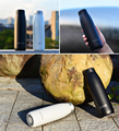 Bluetooth 4.0 Insulation stainless steel smart water bottle detect hydration