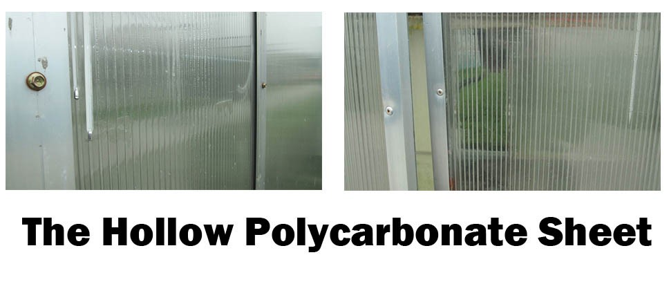 Low Cost One Stop Garden Polycarbonate Sheet Greenhouse For Sale Buy One Stop Gardens