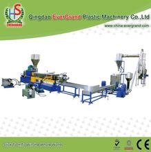 HIgh speed online recycling plastic granulator Extruding pe pelletizer units