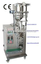 Automatic sachet body lotion packaging machine