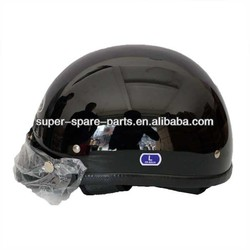 China wholesale open face cheaper helmet motorcycle parts and accessories
