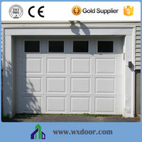 Cheap Electric automatic garage door/Residential used garage panel sale