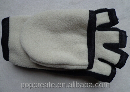 winter writing fingerless gloves