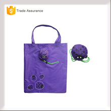 Manufacturer Wholesale Promotional Cheap Custom Foldable Shopping collapsible tote bag