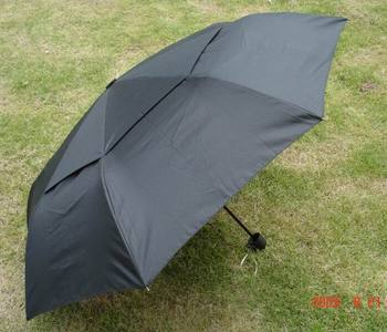 OEM 3 FOLDED WIND PROOF UMBRELLA