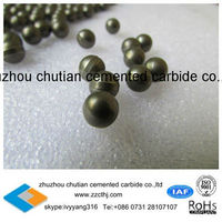 high quality blank tungsten carbide pellet in storage