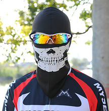Outdoor sports headwear helmet/skull face mask/shull balaclava