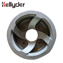 Factory Customized Manufacturer Alluminum Alloy Electric Wheel Hub Motor, Die Casting Wheel Hub Cap