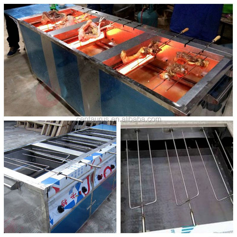 stailess steel commercial rotisserie oven with best price