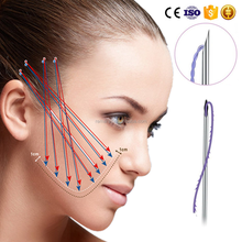 Non-surgical 3D meso technology pdo mono cog threads