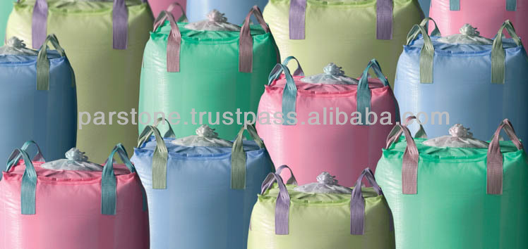 PP Jumbo Bags For Bulk Cement