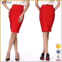 Ladies skater skirt formal skirt suit ladies skirt suits