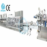 Single Sachet Wet Tissue Making Machine
