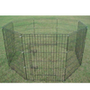 Wire Metal Fence Pet Cat / Dog Wire Metal Playpen