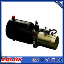 gold supplier Yangzhou ruijie hydraulic power unit 12v for fork lift