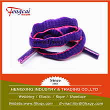 5mm Colored funky cotton shoelace