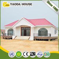 On Sale Custom Design Eco Friendly 3 Bedroom Prefab Modular Home