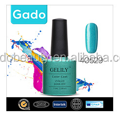 Gado long-lasting Soak Off pigment gel