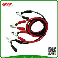 Safety good quality booster cable/jump start cable