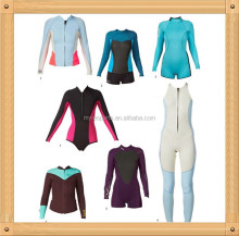5MM Neoprene Wetsuit Top for Women Surfing