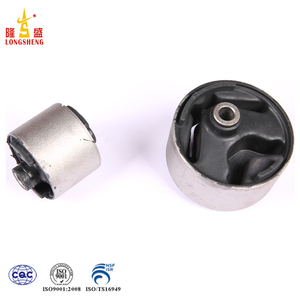 China Supplier Auto Shock Absorber Parts Suspension Rubber Bushing