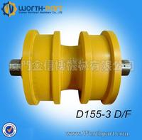 Bulldozer parts D155 lower roller