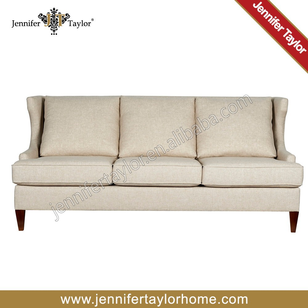 Innovative design comfortable soft sofa furniture 3 seater chesterfield sofa