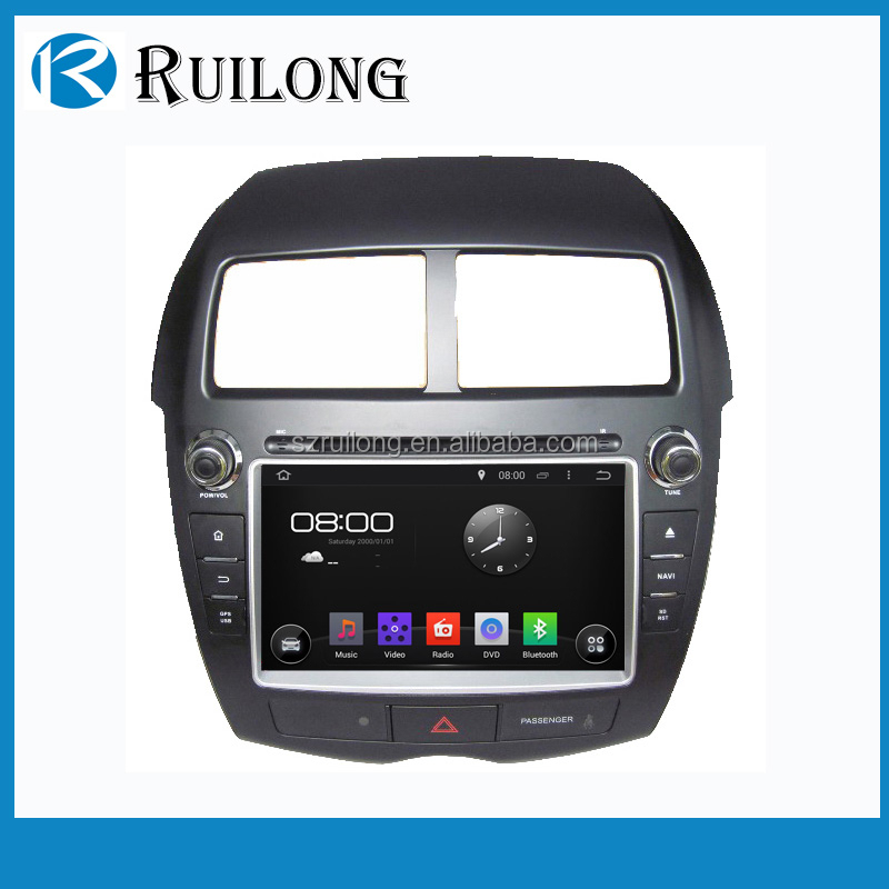 Android Car DVD Player GPS for MITSUBISHI CITROEN C4