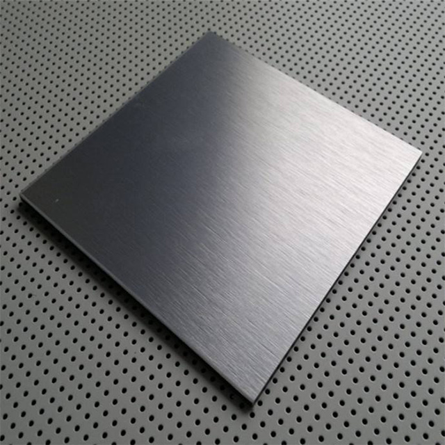 China factory direct sale Nickel Alloy steel flat hot rolled flat